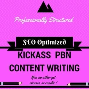 Kick Ass PBN Content