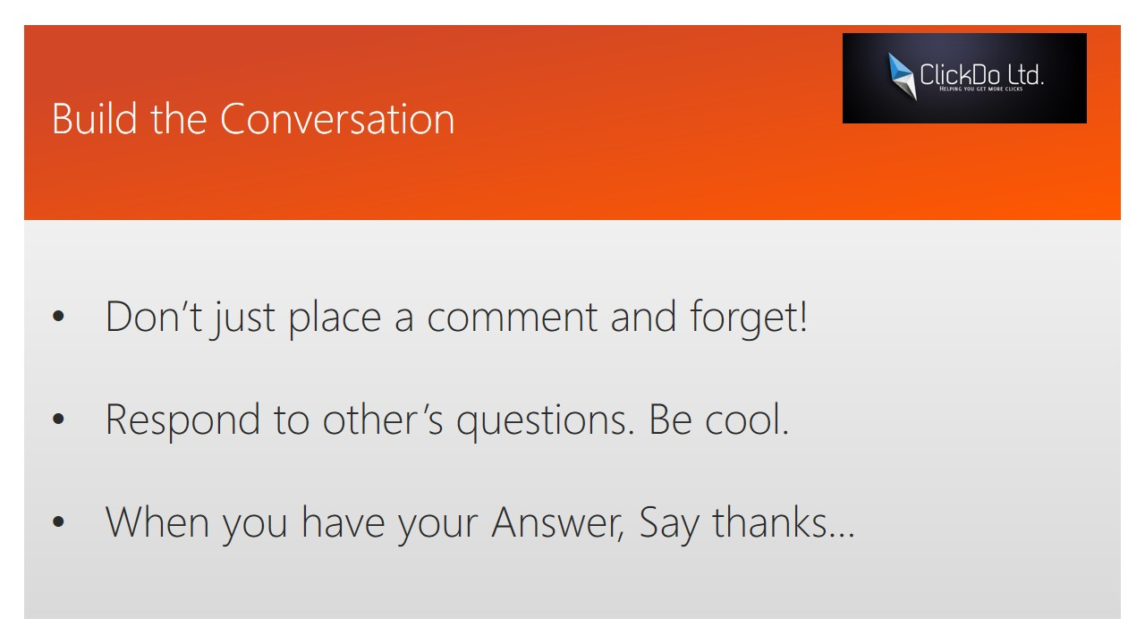 Blog Commenting for SEO in 2016 - Slide (10)