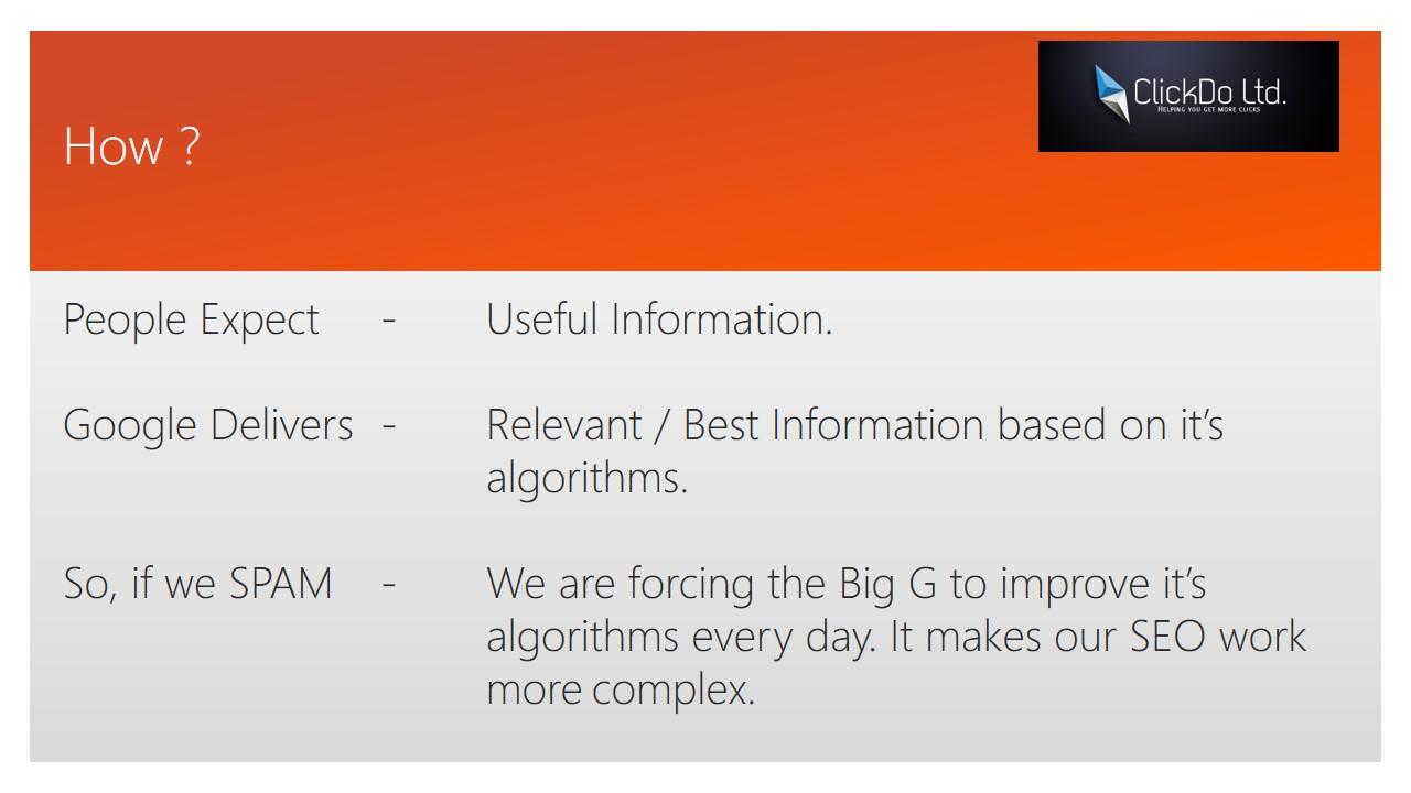 Blog Commenting for SEO in 2016 - Slide (16)