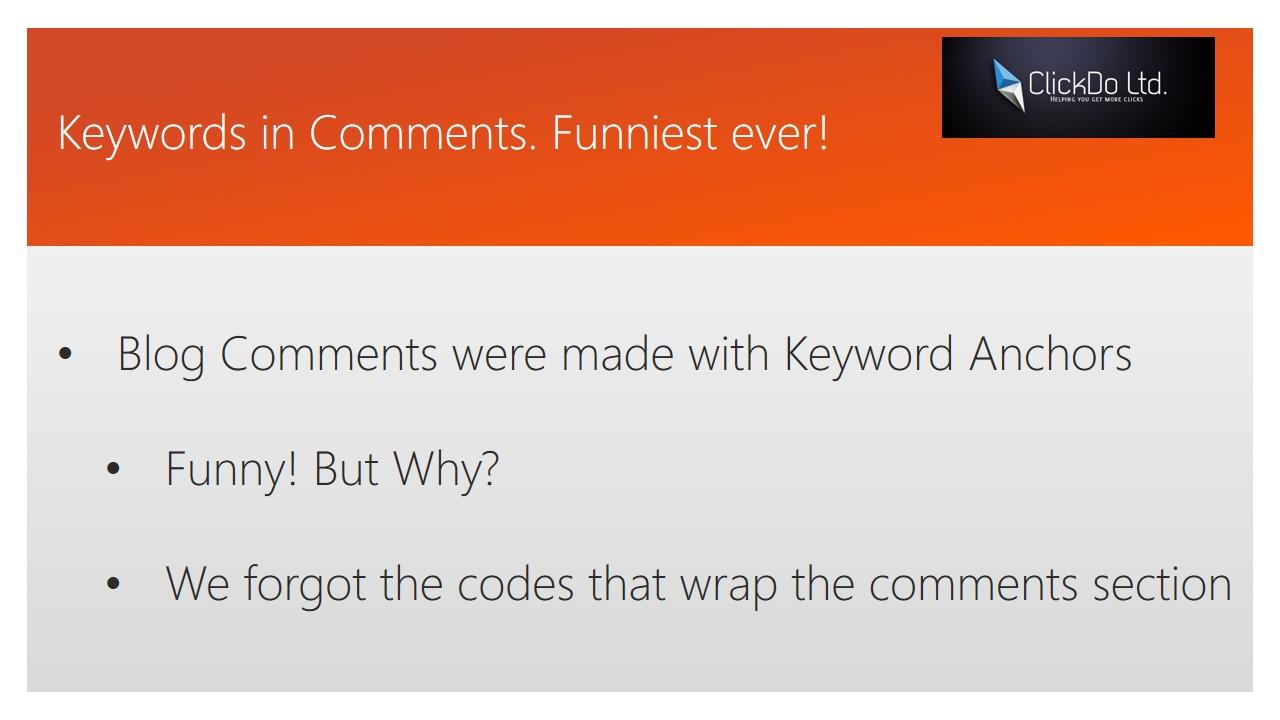 Blog Commenting for SEO in 2016 - Slide (5)