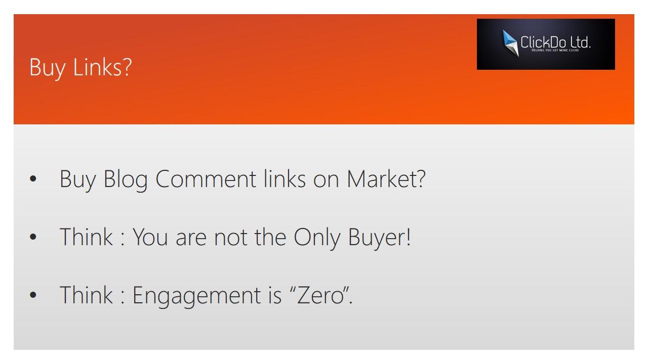 Blog Commenting for SEO in 2016 - Slide (7)