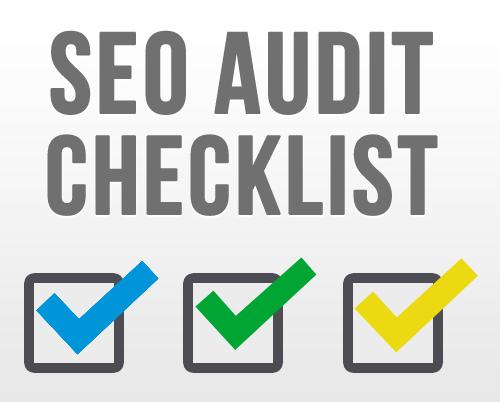 SEO-Audit-Checklist