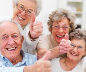 elderly-dentist