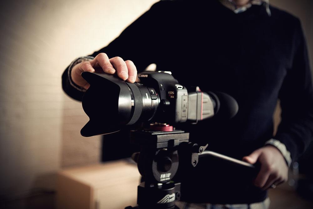 Business Videography: Importance of storytelling for business via videos done by Boštjan Belingar